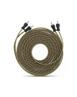 CABO COAXIAL RCA SERIES 300P (5M) / 4MM/CONECTOR P