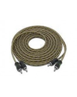 CABO COAXIAL RCA SERIES 200 (5M) 5MM CONECTOR PVC