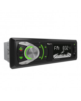 Rádio MP3 Player Bluetooth Viva Voz + USB + SD Quatro Rodas Aquarius